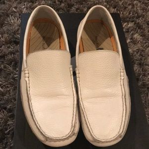 Men's Perry Ellis white shoes